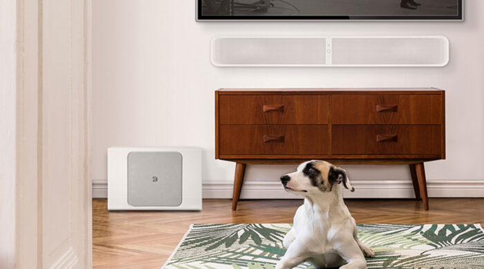 wireless subwoofer for steaming movies and music